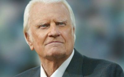 Six Ways Billy Graham's Life Changed Mine