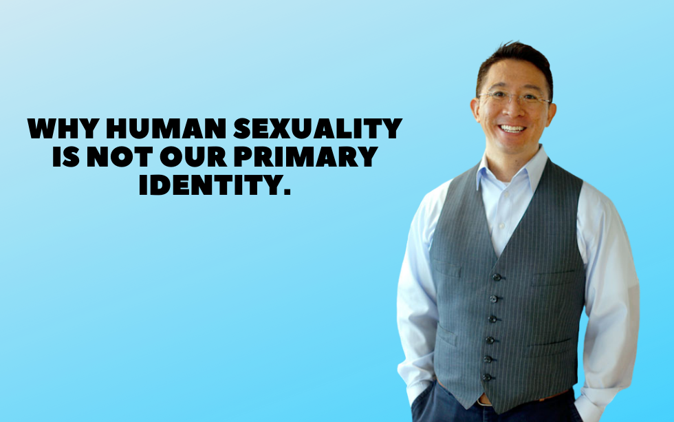 TMCP 73: What is God's View of Human Sexuality? [Christopher Yuan]